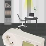 Bild Energiekostenmessgerät