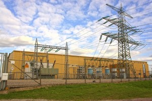 Electric Current, Stromnetz, High-voltage Line, Stromleitung, Energy