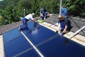 CO2-Preis macht erneuerbare Energien wie Wärmepumpen angenehmer